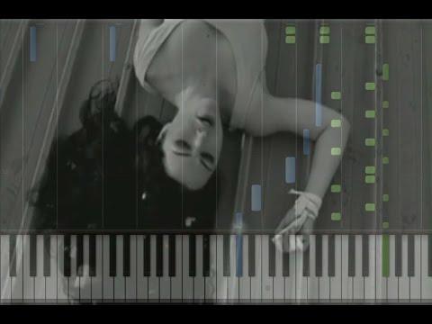 Evanescence - My Immortal Piano Cover [Synthesia Piano Tutorial]