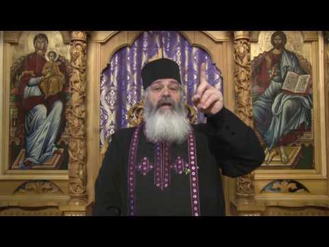 Știți că fiul omului are putere să ierte pe pământ păcatele? - 22 iulie - Părintele Calistrat