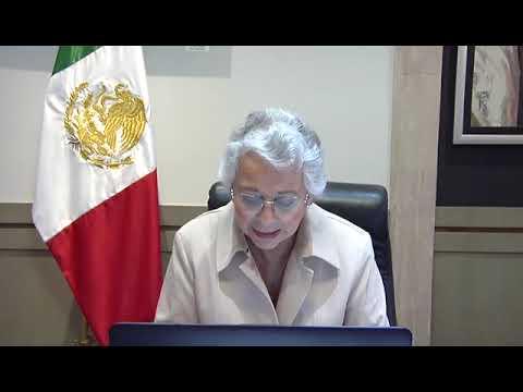 Sánchez Cordero llama a servidores públicos para que se comprometan con la agenda de niñas y niños