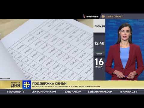 Новости дня (16.01.2020)