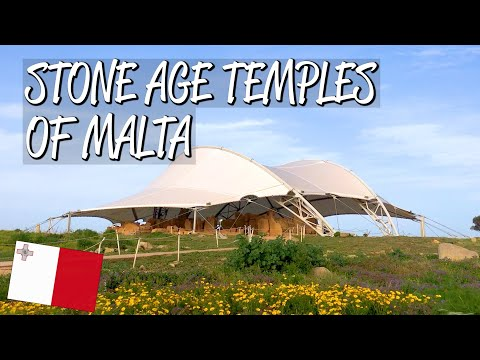 Megalithic Temples of Malta - UNESCO World Heritage Site