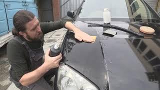 Полировка авто после плохой покраски. смотреть онлайн в хорошем качестве бесплатно - VIDEOOO