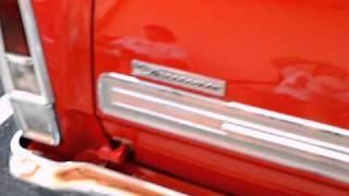 1966 Chevy II Nova Stationwagon