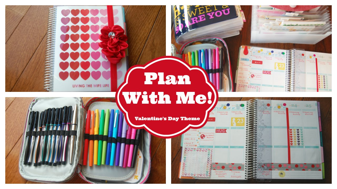 Plan with me weekly planner session january 19 25 2015 for Plan me