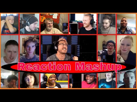 SPACE IS COOL - (Markiplier Songify Remix By SCHMOYOHO) REACTION MASHUP.