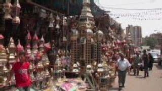 Traditional Crafts Fill Markets Ahead Of Ramadan