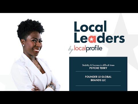 EP 6 Local Profile Presents Local Leaders Featuring Psyche Terry