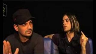 NME Video: 30 Seconds To Mars Interview @ Download 2007