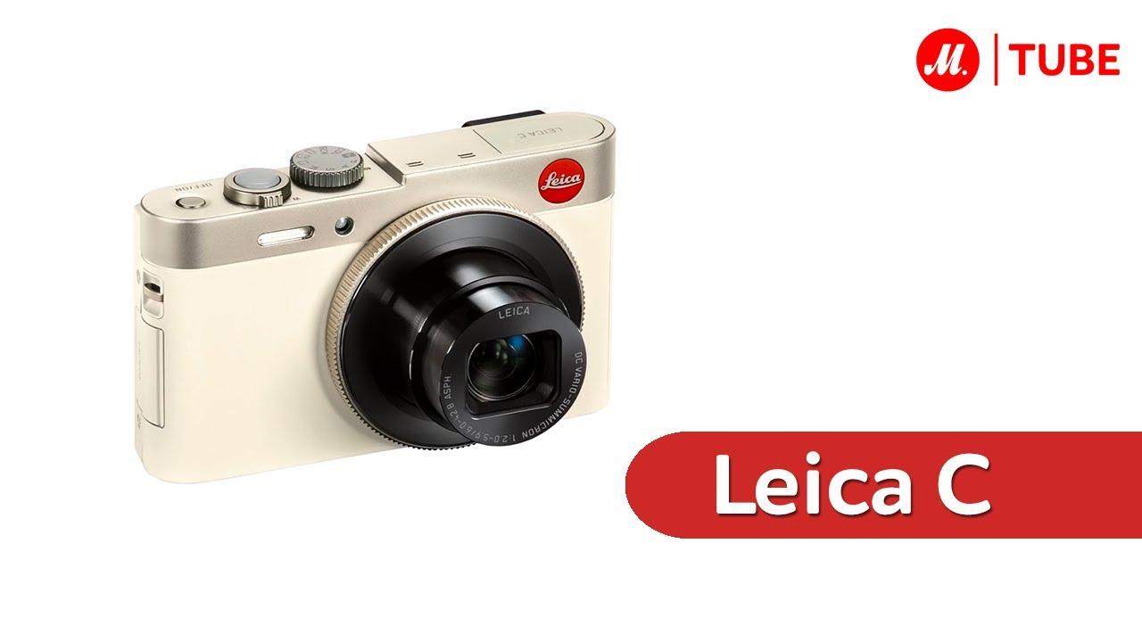 Leica C Light Gold Youtube Lux Digital Camera