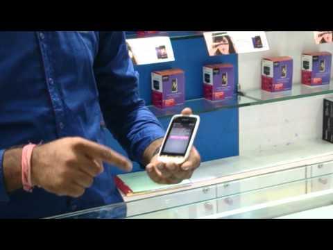 Nokia Asha smart phone 311