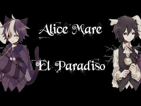 "Alice Mare - ""El Paradiso"" Original Lyrics (Male Cover)"