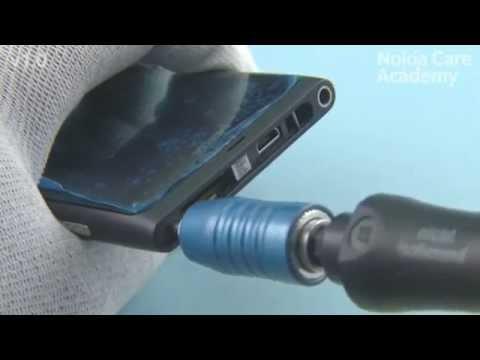 Full Disassembly Nokia Lumia 800