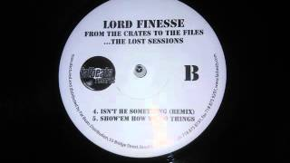 Lord Finesse feat. Shel-Rumble & Harry O - Show