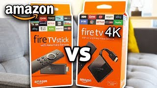 $70 Amazon Fire TV 4K vs Fire STICK - Worth the Upgrade?!