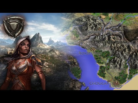 The Elder Scrolls VI - SEVERAL Details That May Confirm Hammerfell