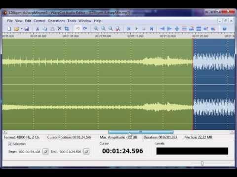 Audio Editing Basics