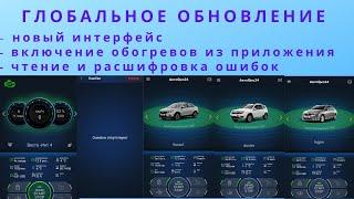 Глобальное обновление АвтоОко24 2021