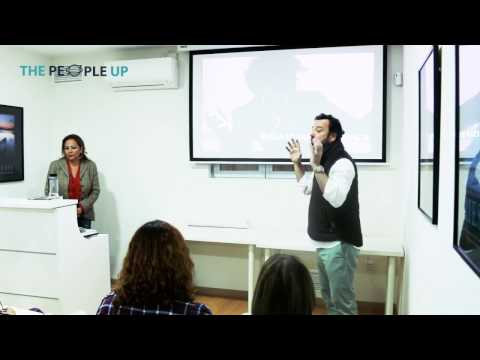 Cómo es Emprender con The People Up