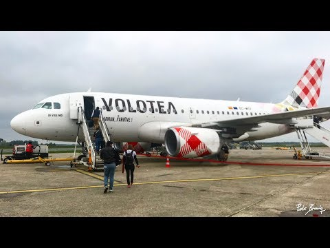 TRIP REPORT | Volotea | Airbus A319 | Bordeaux - Prague | Canceled flight from YouTube · Duration:  12 minutes 41 seconds