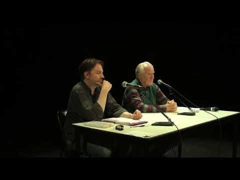 Alain Badiou Et Quentin Meillassoux Au Toursky Le 8 Octobre 2014