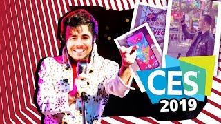 CES 2019: Franz zeigt euch die neuen Smartphones!