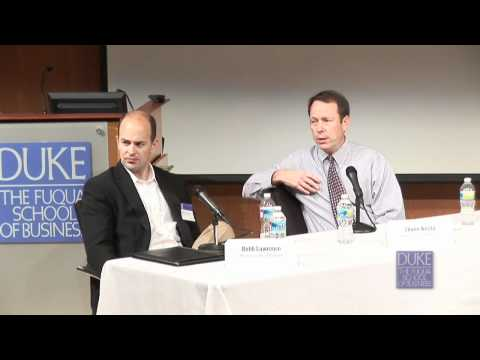 Duke MBA Health Care Conference : Pharma Panel