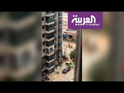 صباح العربية | شاهد كيف هربت هذه المسنة بعد منعها من الخروج خوفا من كورونا  - نشر قبل 3 ساعة