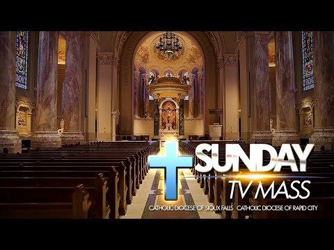 Sunday TV Mass - April 12, 2020 - Easter Sunday