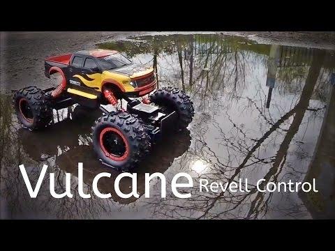 Revell Control // 24498 // Rock Crawler // Vulcane // 2,4 Ghz // GoPro