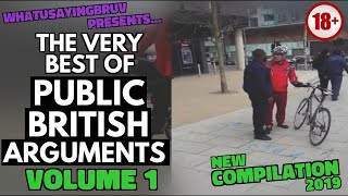 (COMPILATION) The Very Best Of Public British Arguments - Volume 1