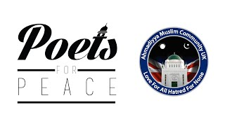 Poets for Peace - Virtual poetry event