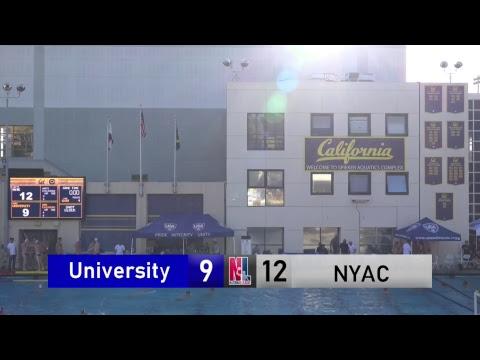 NEW YORK ATHLETIC CLUB vs.NEW YORK ATHLETIC CLUB | 2018 National League