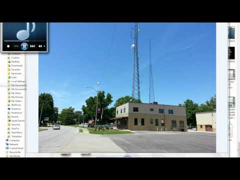 Strange Radio Messages Received in Columbia Illinois