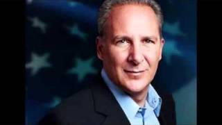 Caller asking why jews are liberals on the Peter Schiff show