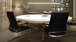 Thonet S 8000 Conference Table System