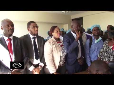 Doctors' union officials get 1 month suspended sentence for failing to end strike
