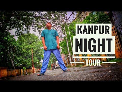 Night Life Kanpur City