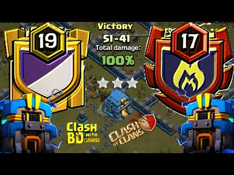 BD Indomitable War Attack | Best TH12 vs TH12 War Attack 2019 | Clash Of Clans