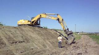 Just Heavy Equipment #32 - Dike Maintenance