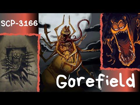 SCP - 3166 Gorefield   Интернет создал монстра   i am sorry jon   Как появился Garfield Горфилд