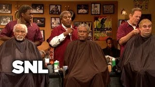 The Ol' Barbershop - Saturday Night Live