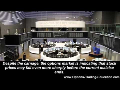 Can You Profit From Stock Volatility?