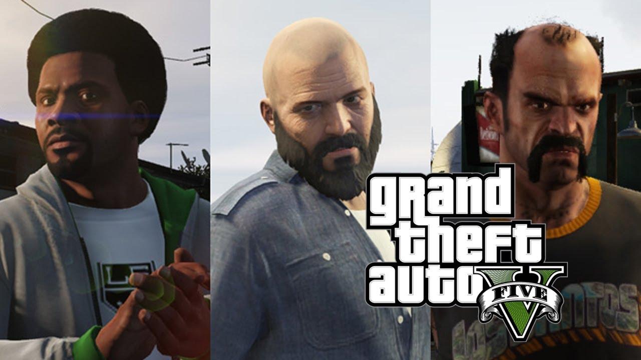 GTA 5 Exclusive Haircut Weapon & Car Info Website Update