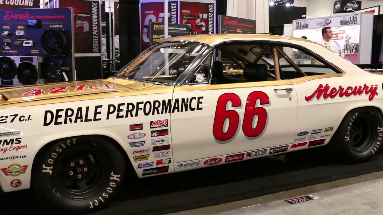 Derale Performance 1966 Mercury Cyclone SEMA 2016