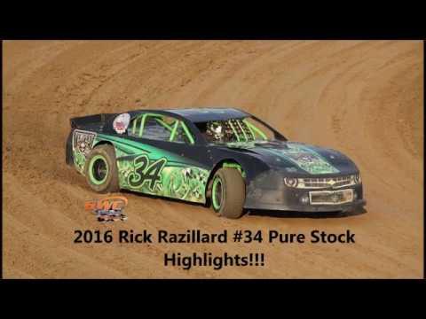 Rick Razillard Racing Highlights 2016