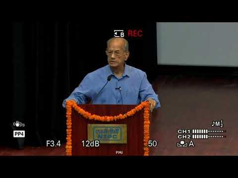 Inspiring Speech by Padma Vibhushan Dr E Sreedharan, The Metro Man of India at NTPC PMI, Edited
