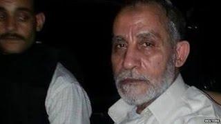 Egypt Brotherhood Chief Mohammed Badie Sentenced To Death: Breaking News
