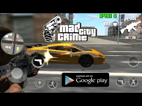 Mad City Crime - Update Trailer