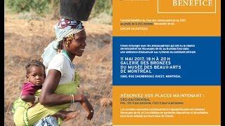 Le Club des Ambassadrices du CECI : Appui aux femmes étuveuses de riz du Burkina Faso