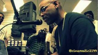 Producer DJ TOOMP (Kanye West, TI/TIP Jay Z, Young Jeezy) Explaining Drums (5 of 5)